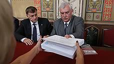 Правительство Петербурга хочет отправить депутатов работать в округа
