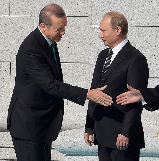 Главной интригой Парижской климатической конференции ООН станет вопрос, захочет ли Владимир Путин заметить протянутую руку президента Турции