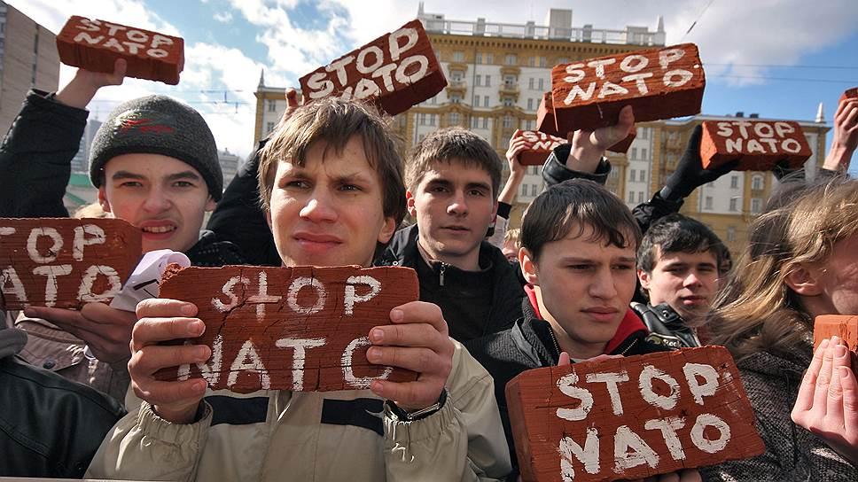 Основополагающий акт Россия—НАТО отменять не будут