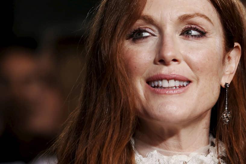 """«Я читала статью, в которой говорится, что актеры, получавшие """"Оскар"""", живут на пять лет дольше, так что спасибо вам большое, потому что мой муж на пять лет младше меня»"""