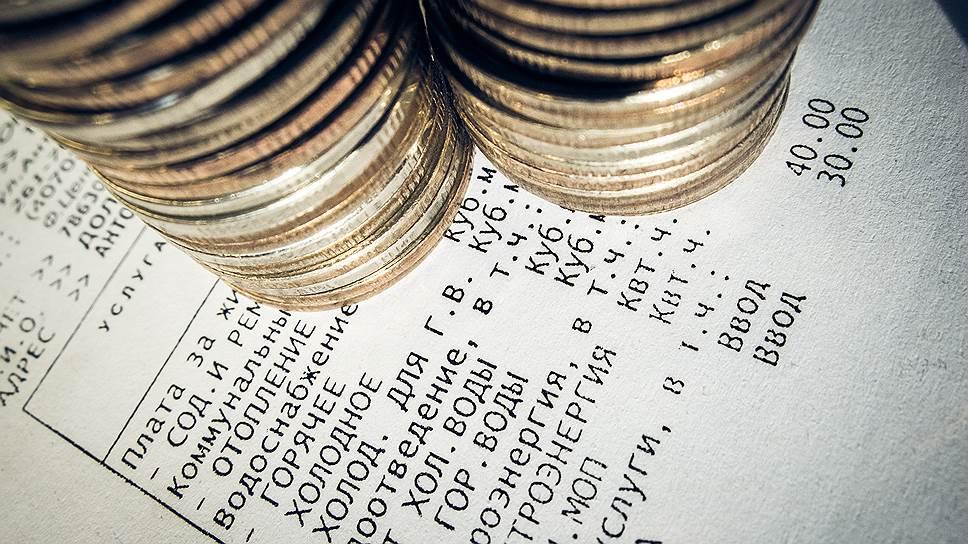 Долги по ЖКХ и налогам все чаще приводят в суд