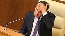 Евгению Куйвашеву выразили недоверие на первичном уровне
