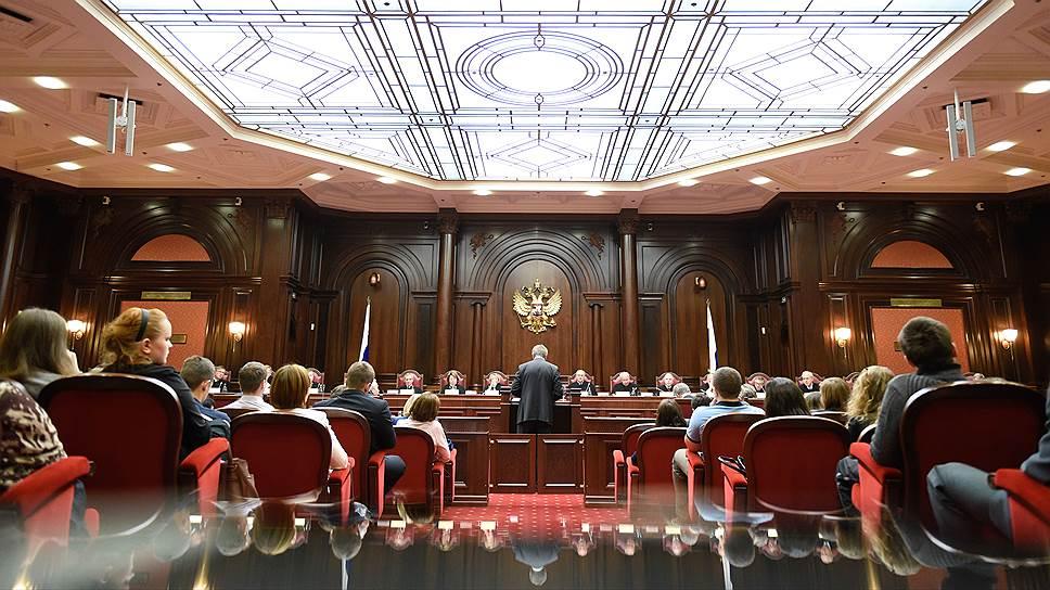 Конституционный суд решил не рассматривать дело об упущенной выгоде