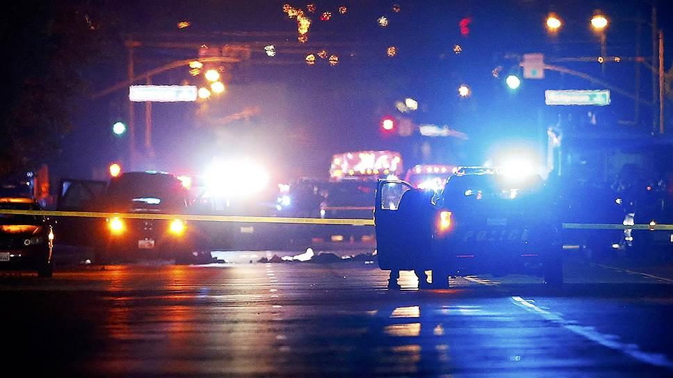 В результате стрельбы в Калифорнии погибли 14 человек