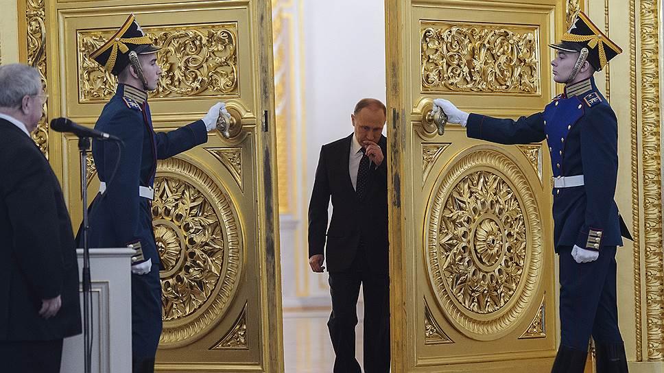 Что Владимир Путин сказал об экономике