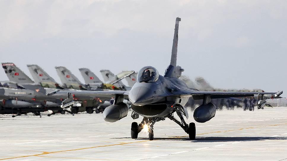 Почему турецкие ВВС перестали бомбить «Исламское государство»