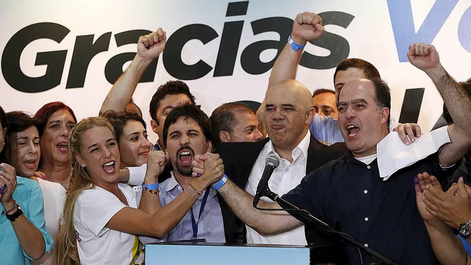 Наследники Уго Чавеса потерпели поражение