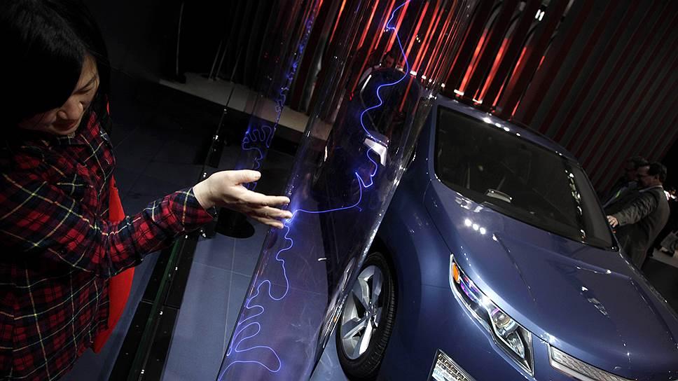 Китай станет крупнейшим в мире рынком электромобилей