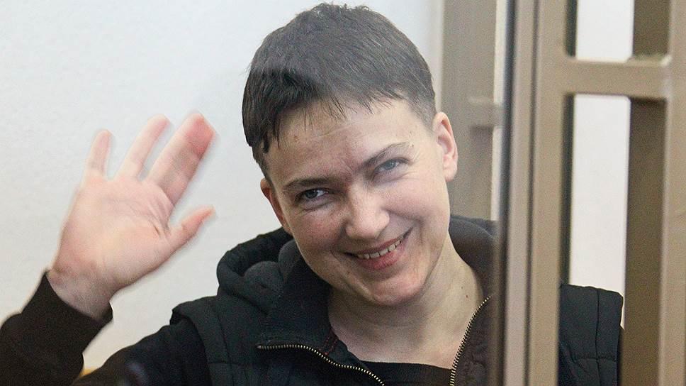 Как защита Надежды Савченко приступила к доказательствам