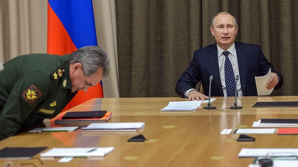Владимир Путин пообещал, что черный ящик сбитого Су-24 вскроют всем миром