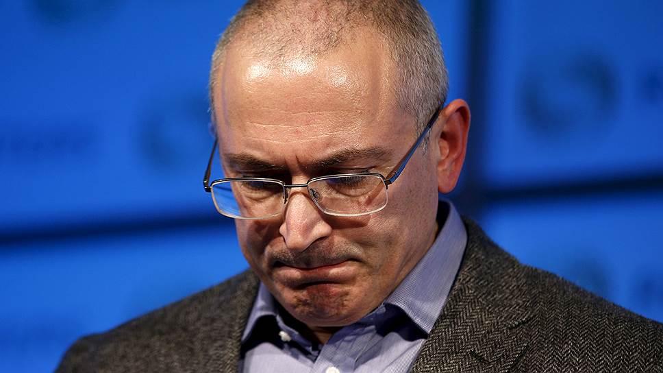 Почему Михаила Ходорковского обвинили в организации покушений и убийств