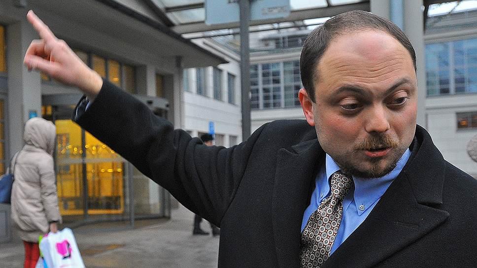 Как Владимир Кара-Мурза-младший требовал расследовать свое отравление