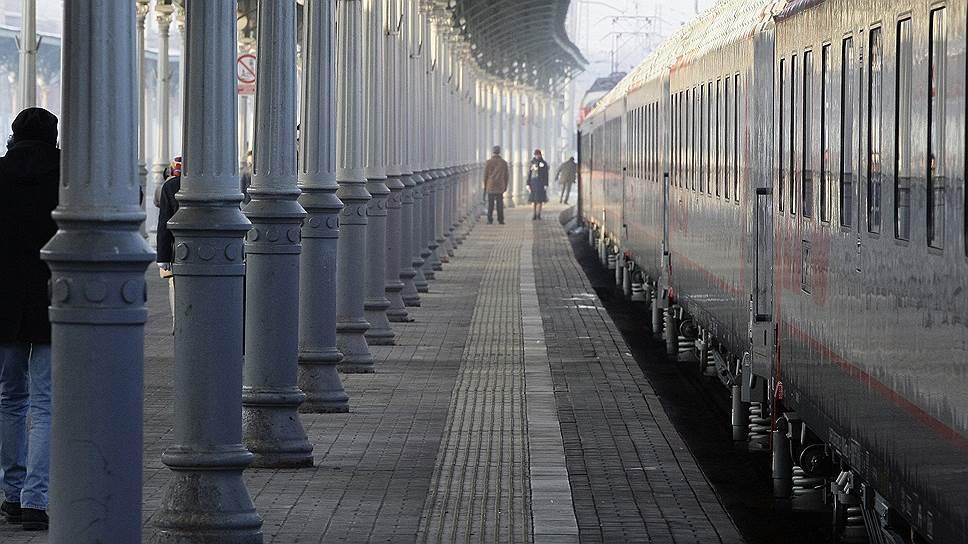 Литва прекратила железнодорожное сообщение c Россией