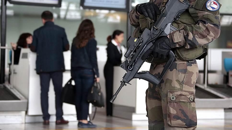 Как парижские аэропорты нашли экстремистов