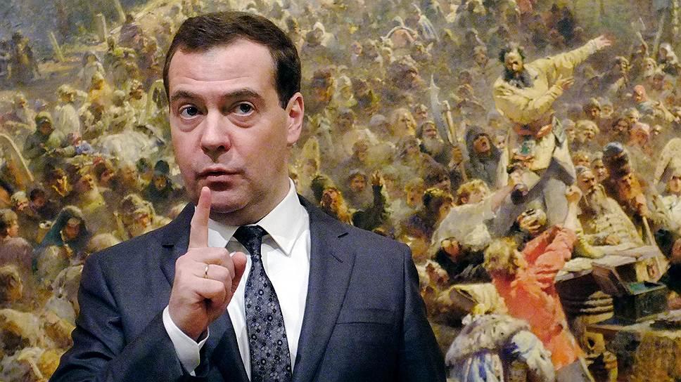 Почему Дмитрий Медведев посоветовал губернаторам меньше пиариться
