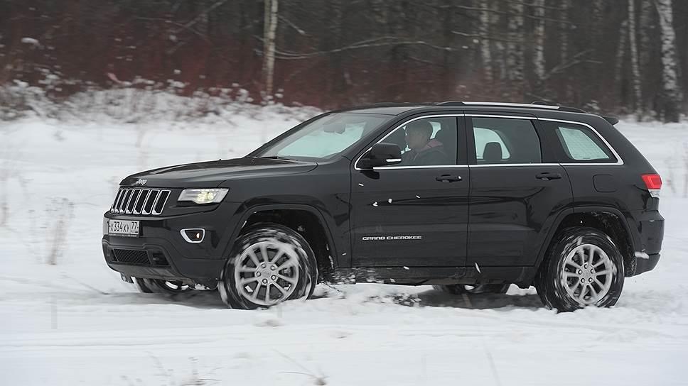 Как Jeep Grand Cherokee призвали к ответу