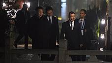 Россия и Китай приценились к единым правилам торговли