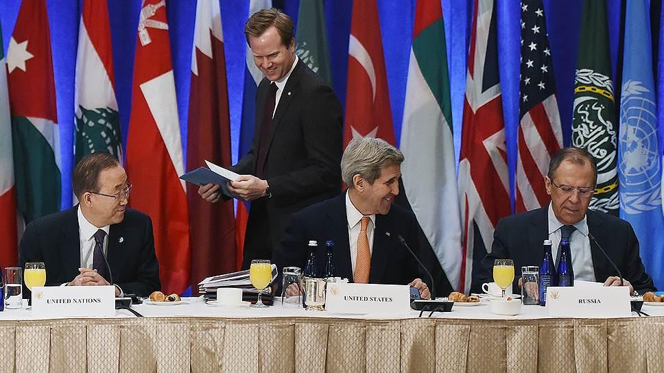 Совбез ООН принял резолюцию по сирийскому урегулированию