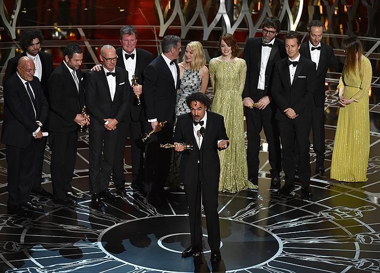 22 февраля. Вручение премии «Оскар»