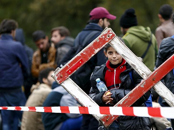 13 сентября. Введение Германией контроля на границе из-за притока беженцев