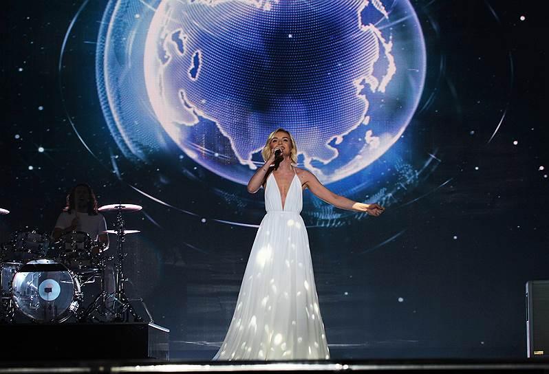 23 мая. Второе место Полины Гагариной на конкурсе «Евровидение»