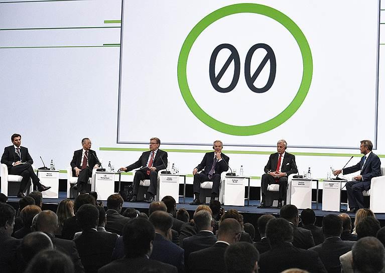 18 июня. Открытие Петербургского экономического форума