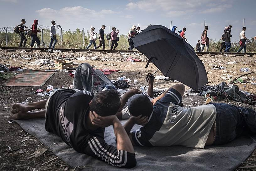 9 сентября. Еврокомиссия представила квоты по распределению беженцев в ЕС