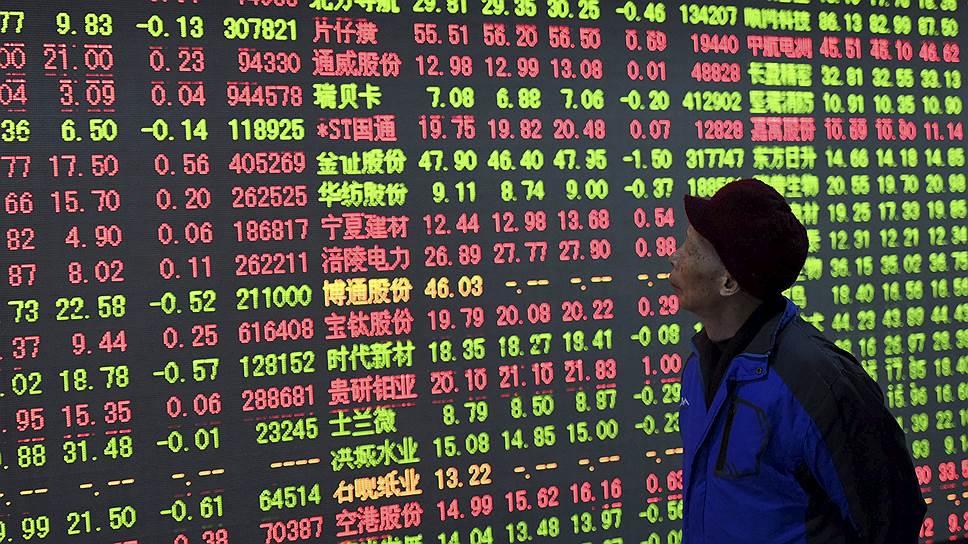 Китай перестраховался