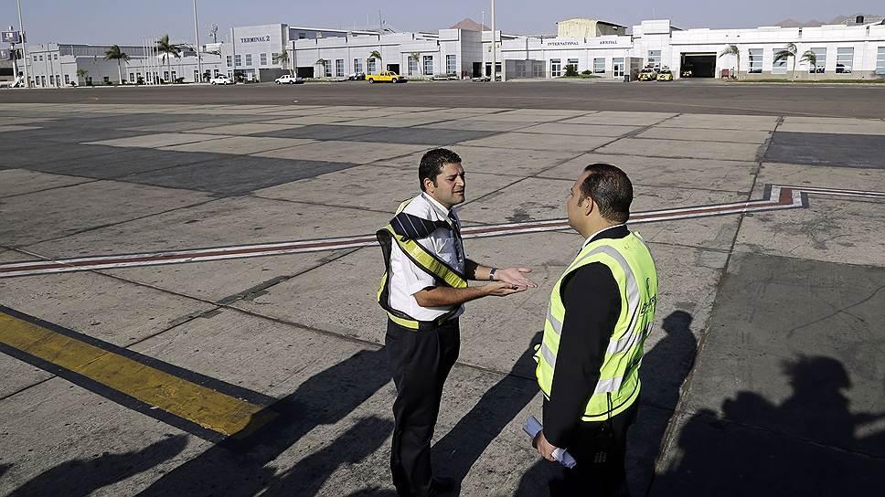 Аэропорты Египта проверят британцы с сочинским опытом
