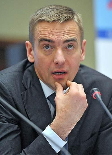 Заместитель министра промышленности и торговли России Виктор Евтухов