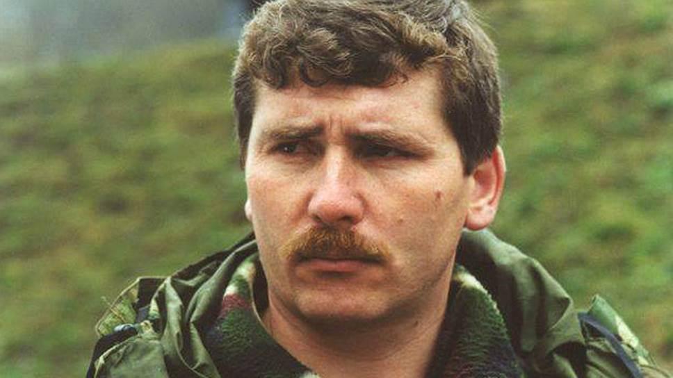 Эколог Валерий Бринних, обвиняемый в экстремизме