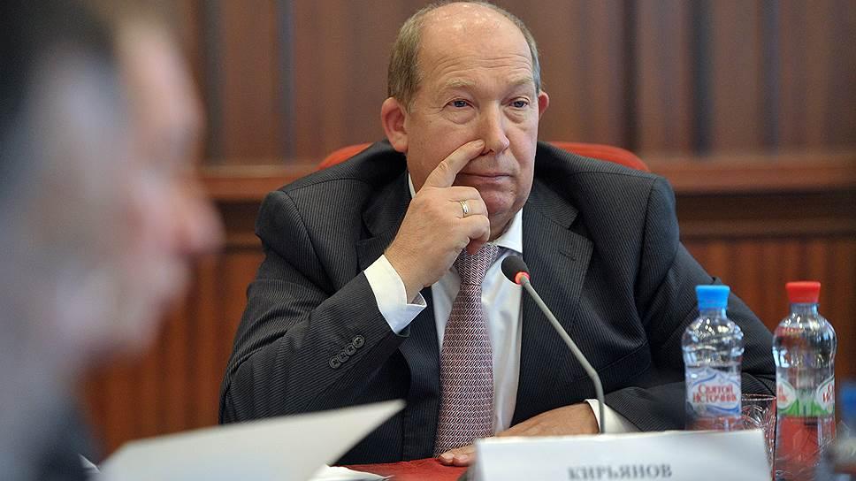 Заместитель министра внутренних дел Дмитрий Миронов