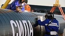 «Газпром» отменил свой крупнейший тендер