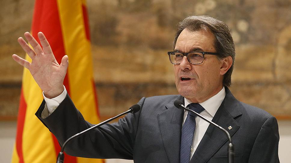 Как в Каталонии возник правительственный кризис