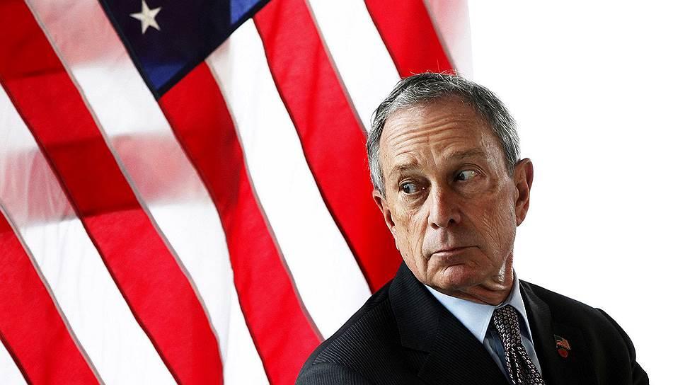В президентскую гонку США может включиться бывший мэр Нью-Йорка