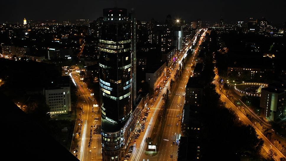Киев осветят самостоятельно
