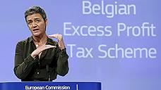 Бельгии недоплатили €700 млн налогов