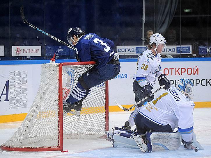 4-5-6-7 места: «Адмирал» (7 очков)<br>Семь побед в регулярном чемпионате КХЛ