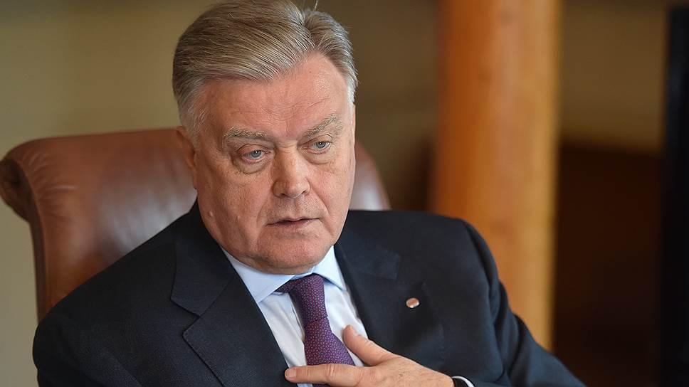 Владимир Якунин послужит делу мира