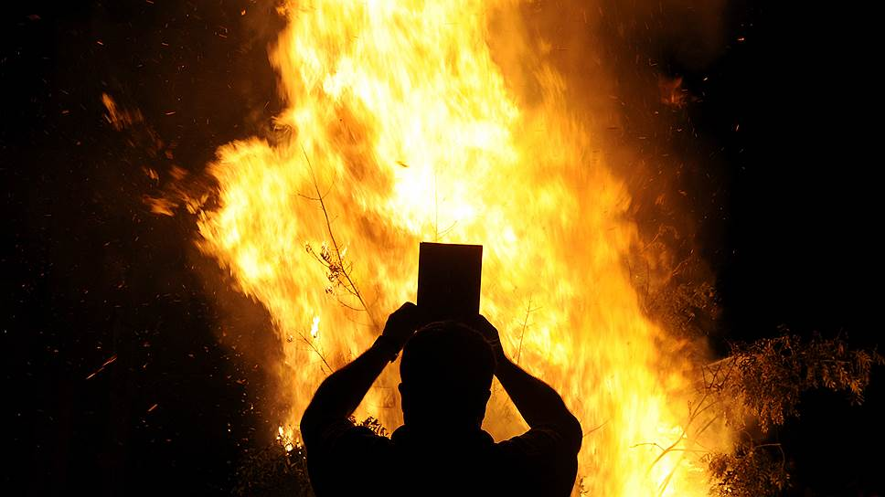 Сожжение книг объявили профилактикой духовных терактов