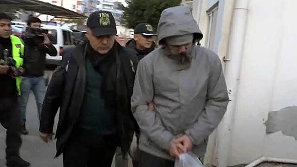 Айдар Сулейманов, задержанный в Турции по подозрению в связях с ИГ