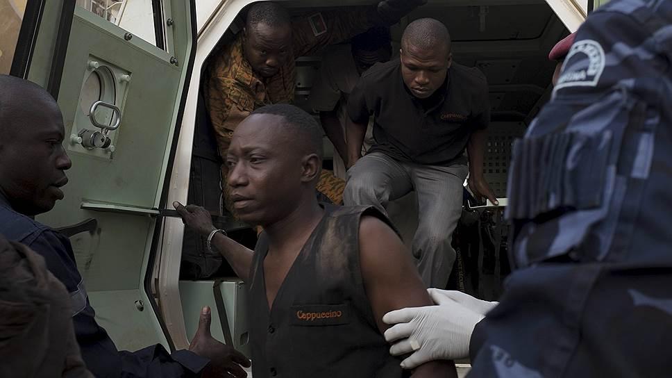 Как захватили заложников в отеле в столице Буркина-Фасо