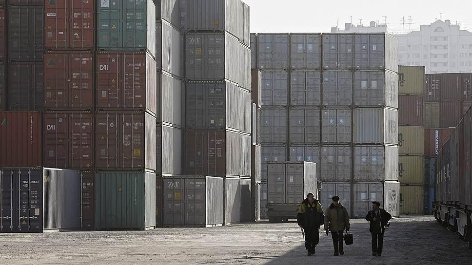 Как упал контейнерооборот российских портов в 2015 году