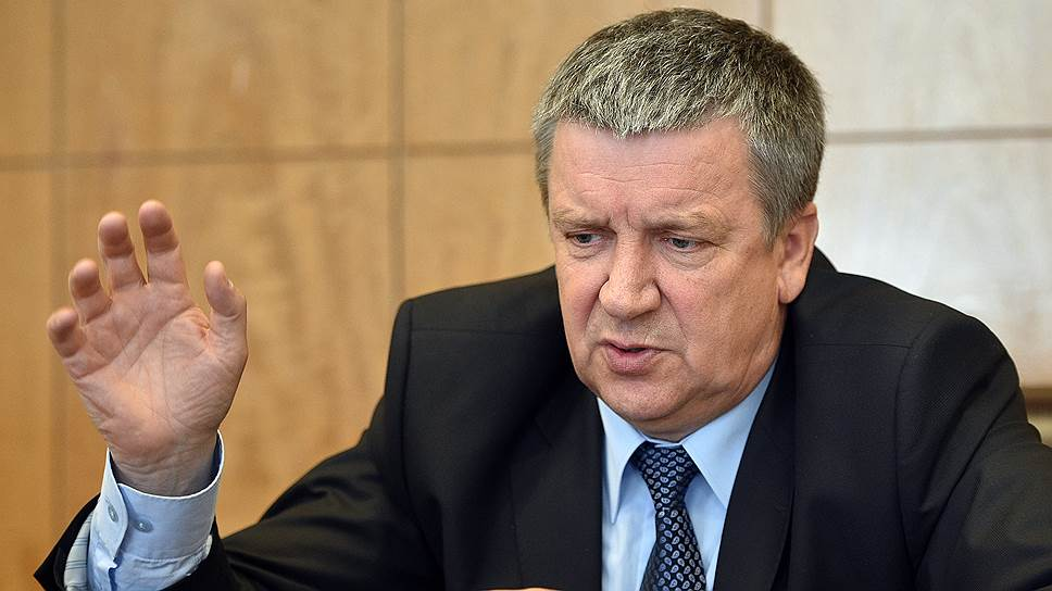 Глава Республики Карелия Александр Худилайнен