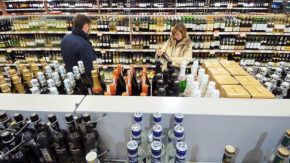 Почему поставки алкоголя в Россию показали рекордное падение