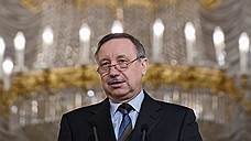 Александр Беглов призвал ограничить общение с «негражданами»