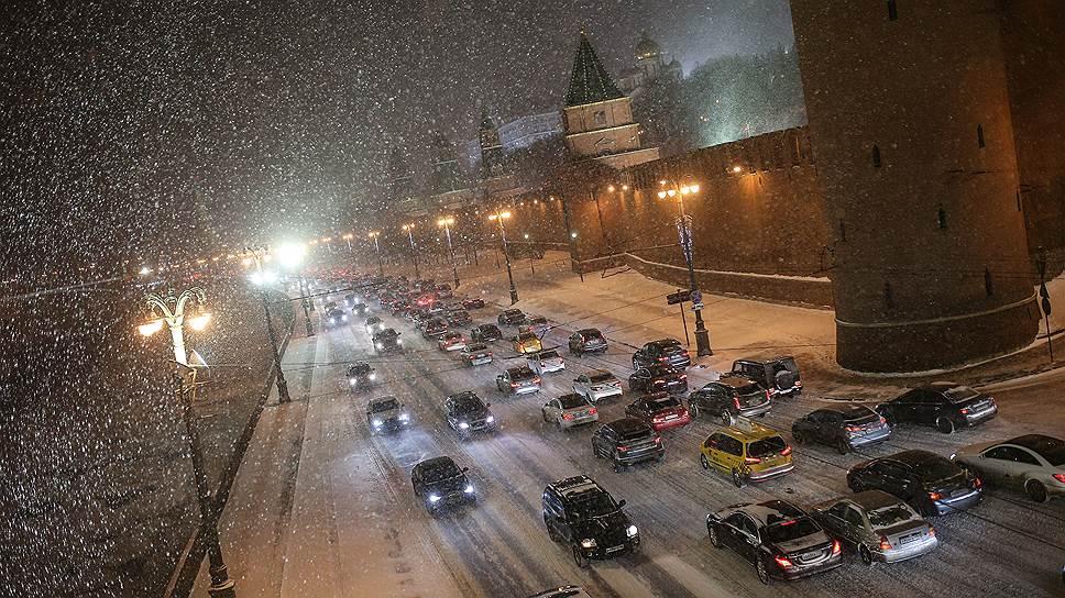 Москва стала финалистом конкурса по развитию транспорта