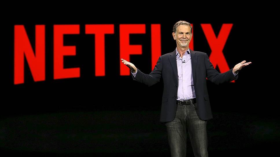 Netflix не дают идти на восток