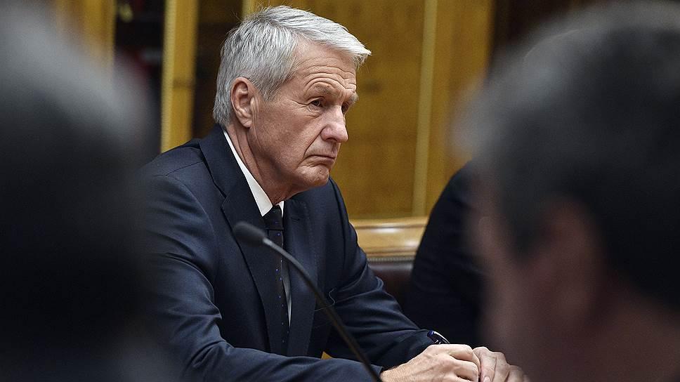 Турбьорн Ягланд: «Россия вернется»