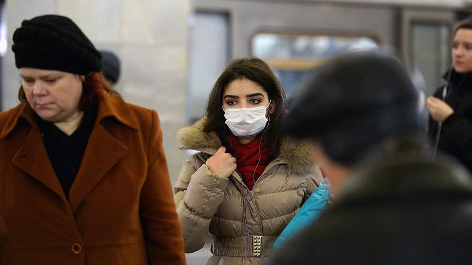 Более 100 человек в России умерли из-за гриппа